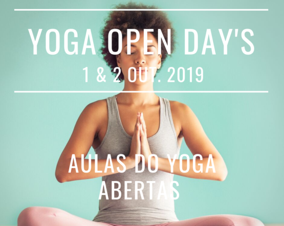 YOGA OPEN DAY'S